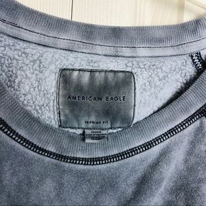 American Eagle Outfitters Tops - American Eagle distressed sweatshirt. Gray